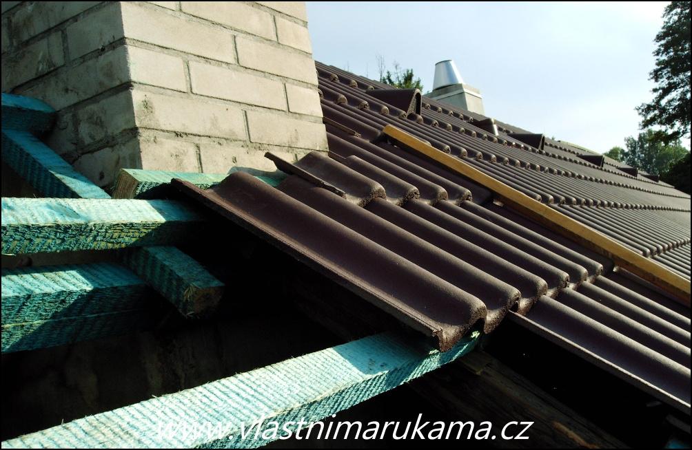 krytiny šikmých střech
